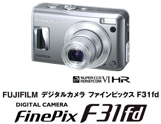 富士 F31 數位相機 FUJI F31 FUJIFILM F31 FUJIFILM FINEPIX F31