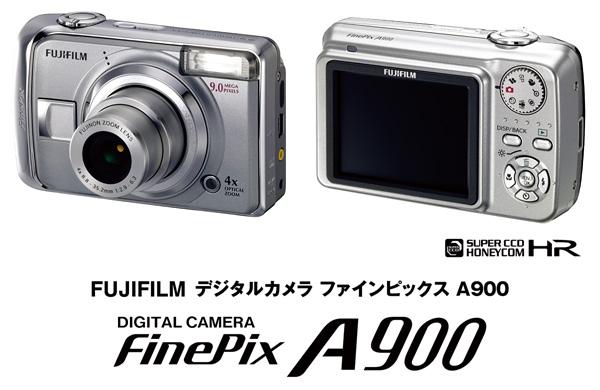 FinePix A900
