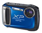 [写真] デジタルカメラ「FinePix XP150」(ブルー)