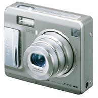 デジタルカメラ「FinePix F450」