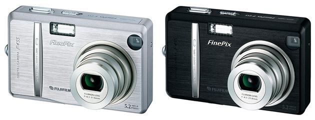 デジタルカメラ「FinePix F455」