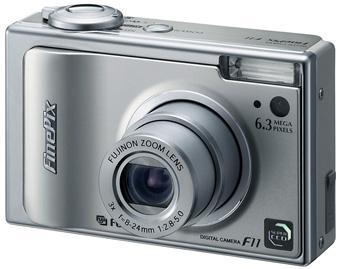 超高感度デジタルカメラ「FinePix F11」