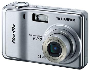 デジタルカメラ「FinePix F460」