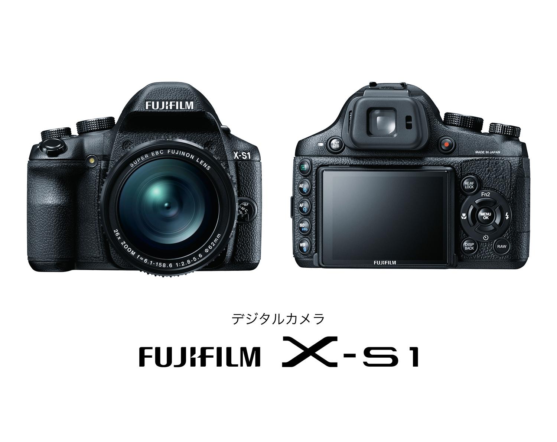 FUJIFILM X-S1 12/07發表...